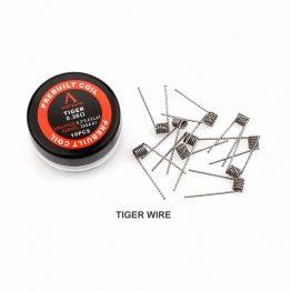 Rofvape Tiger Wire Prebuilt Coils