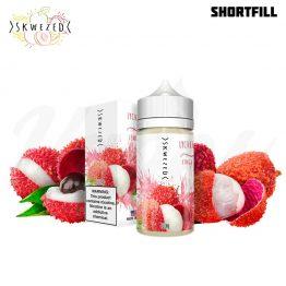 Skwezed Lychee Shortfill E-juice