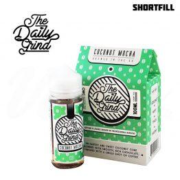 The Daily Grind Shortfill 100 ml Coconut Mocha