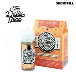 The Daily Grind Shortfill 100 ml PGT Lemonade