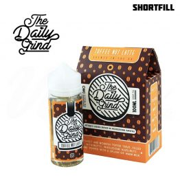 The Daily Grind Shortfill 100 ml Toffee Nut Latte