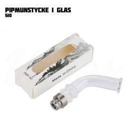 Pipmunstycke i glas 510