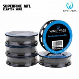Vandy Vape Superfine MTL Clapton Wire
