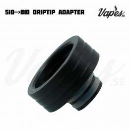 510 till 810 drip tip adapter