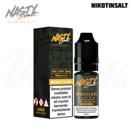 Nasty Juice - Bronze Blend (10 ml, 20 mg Nikotinsalt)