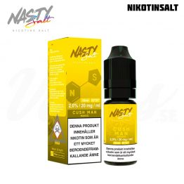 Nasty Juice - Cush Man (10 ml, 20 mg Nikotinsalt)