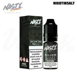 Nasty Juice - Silver Blend (10 ml, 20 mg Nikotinsalt)