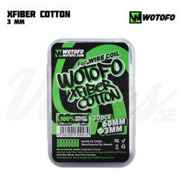 Wotofo Xfiber Cotton 3 mm