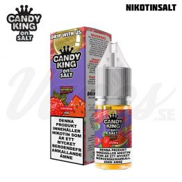 Candy King on Salt - Strawberry Watermelon Bubblegum