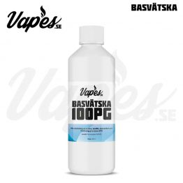 Vapes.se Basvätska 100 PG Nikotinfri 500 ML