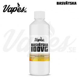Vapes.se Basvätska 100 VG Nikotinfri 500 ML