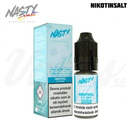 Nasty Juice - Menthol (10 ml, 20 mg Nikotinsalt)