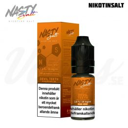 Nasty Juice - Devil Teeth (10 ml, 20 mg Nikotinsalt)