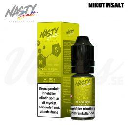 Nasty Juice - Fatboy (10 ml, 20 mg Nikotinsalt)