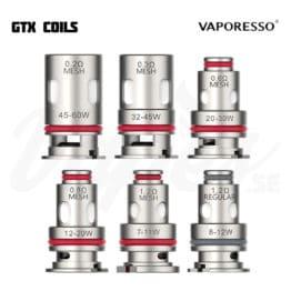 Vaporesso GTX Coils