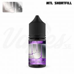 CUB Purple Liquorice vape mtl shortfill