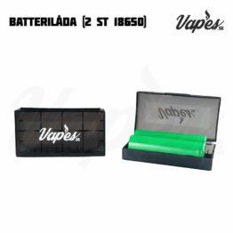 Batterilåda 18650 Vapes