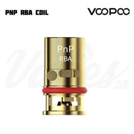 VooPoo PnP RBA Coil